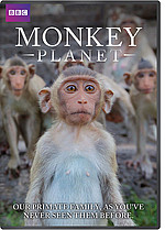 Cover: Monkey Planet