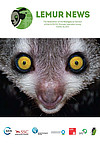 Cover Lemur News 19 (2015)
