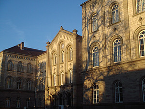 Auditorium der Universität Göttingen