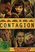 Dvd Cover: Contagion