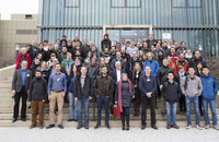 The participants of the 10th Primate Neurobiology Meeting at the DPZ. Photo: Karin Tilch