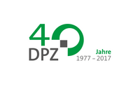 The logo to mark the 40th anniversary of the DPZ.