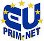 The picture shows the logo of the EUPRIM-Net