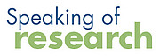 Logo der Gruppe Speaking of Research